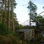 Forestry Building at Coille Beag, Tighnabruaich