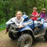 Playing on the polaris